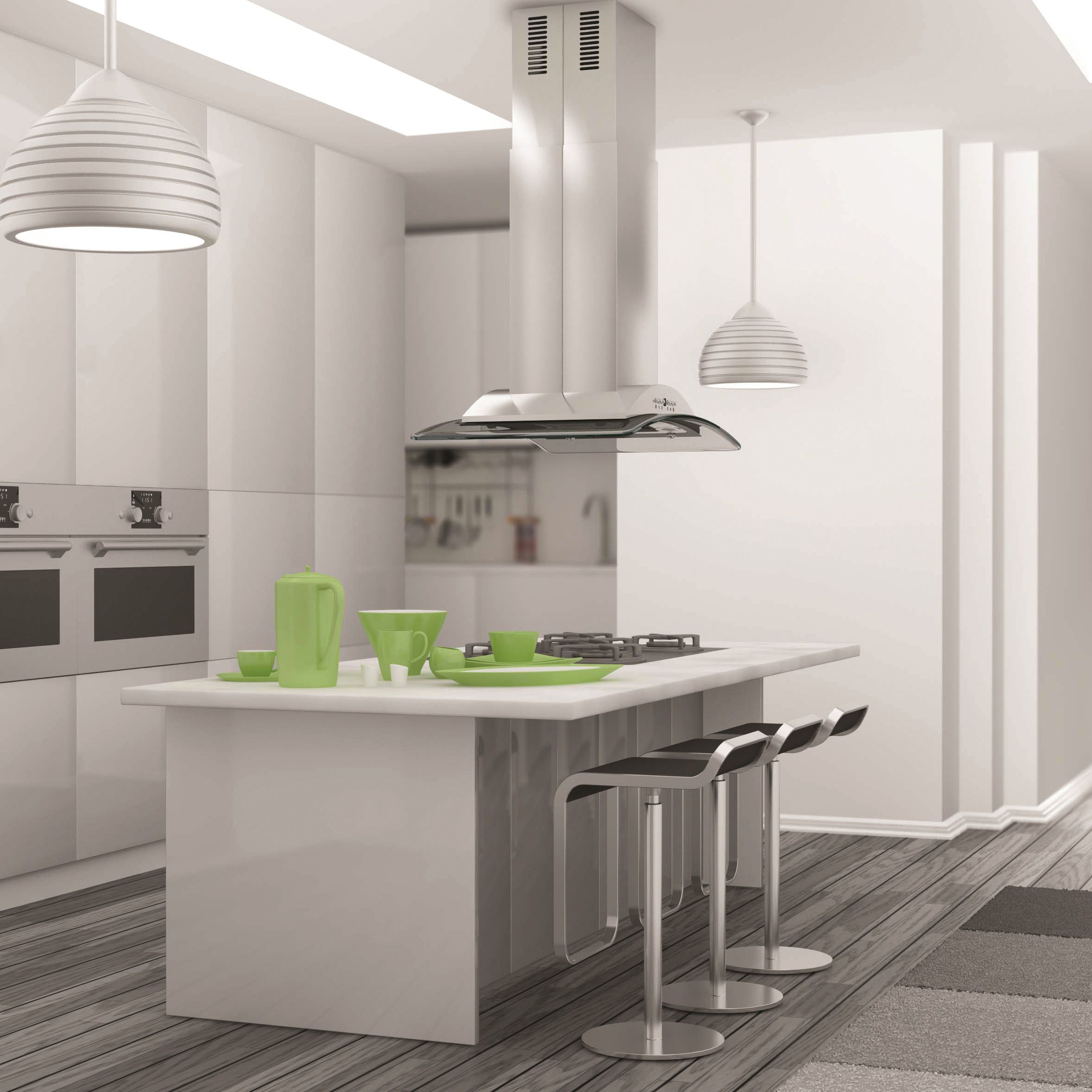 Going For The Modern Look In Your Kitchen Zline Has The Perfect