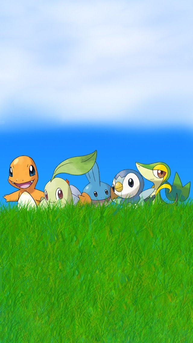 Huge collection of Pokemon phone wallpapers Cute pokemon