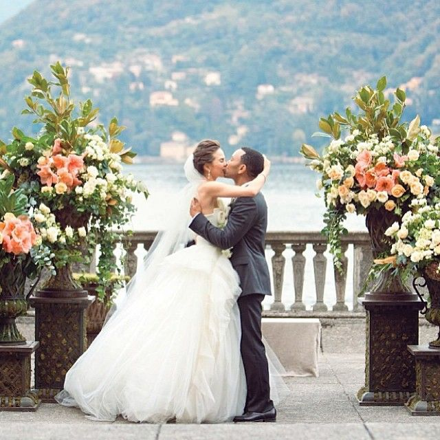 Fantasia Gets Married Shares Pre Wedding Pictures Chrissy Teigen Wedding Italy Wedding Top Wedding Photographers