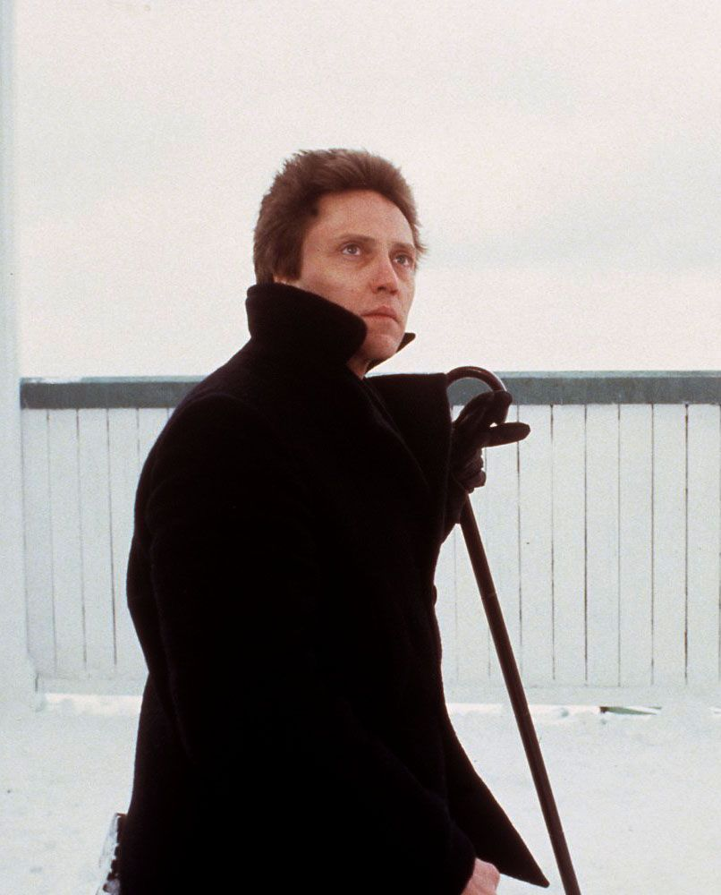 "Christopher Walken en ""La Zona Muerta"" (The Dead Zone), 1983"