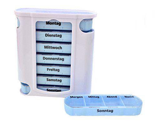 M&H-24 Medikamentendosierer, Pillendose, Pillenbox, Table... http://www.amazon.de/dp/B00BT8O0YO/ref=cm_sw_r_pi_dp_1Dgpxb1YPBNXG