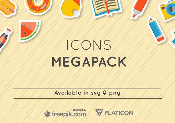 Download Download the Free Icons Mega Pack | Free icons, Icon, Design