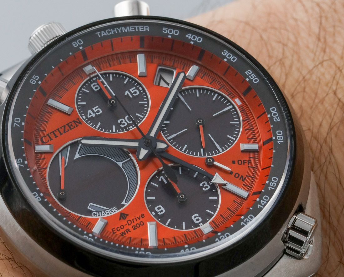 2da76f0dc2c Citizen Tsuno Chronograph Racer Hands-On  watches  menswatches  chronograph
