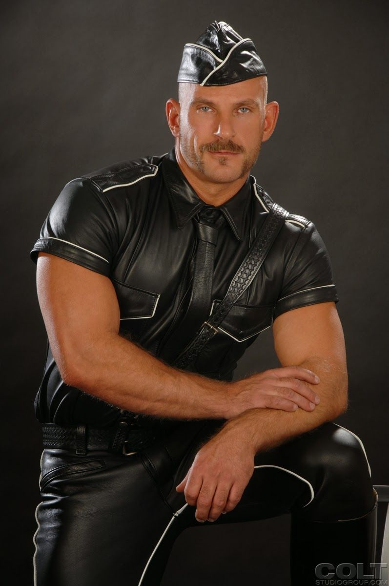 Samuel Colt Leather