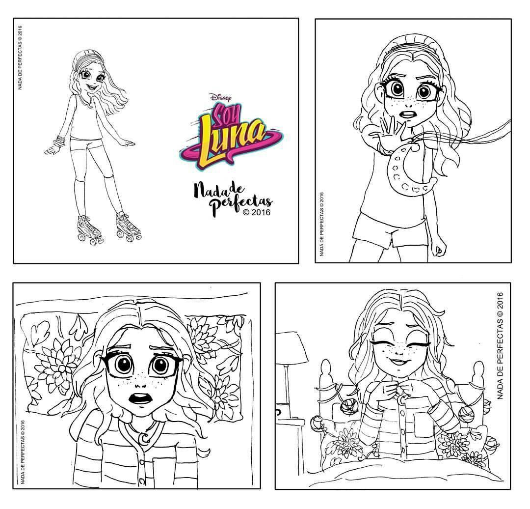 Pin De Erika Ake Em Soy Luna Com Imagens Luna Desenho