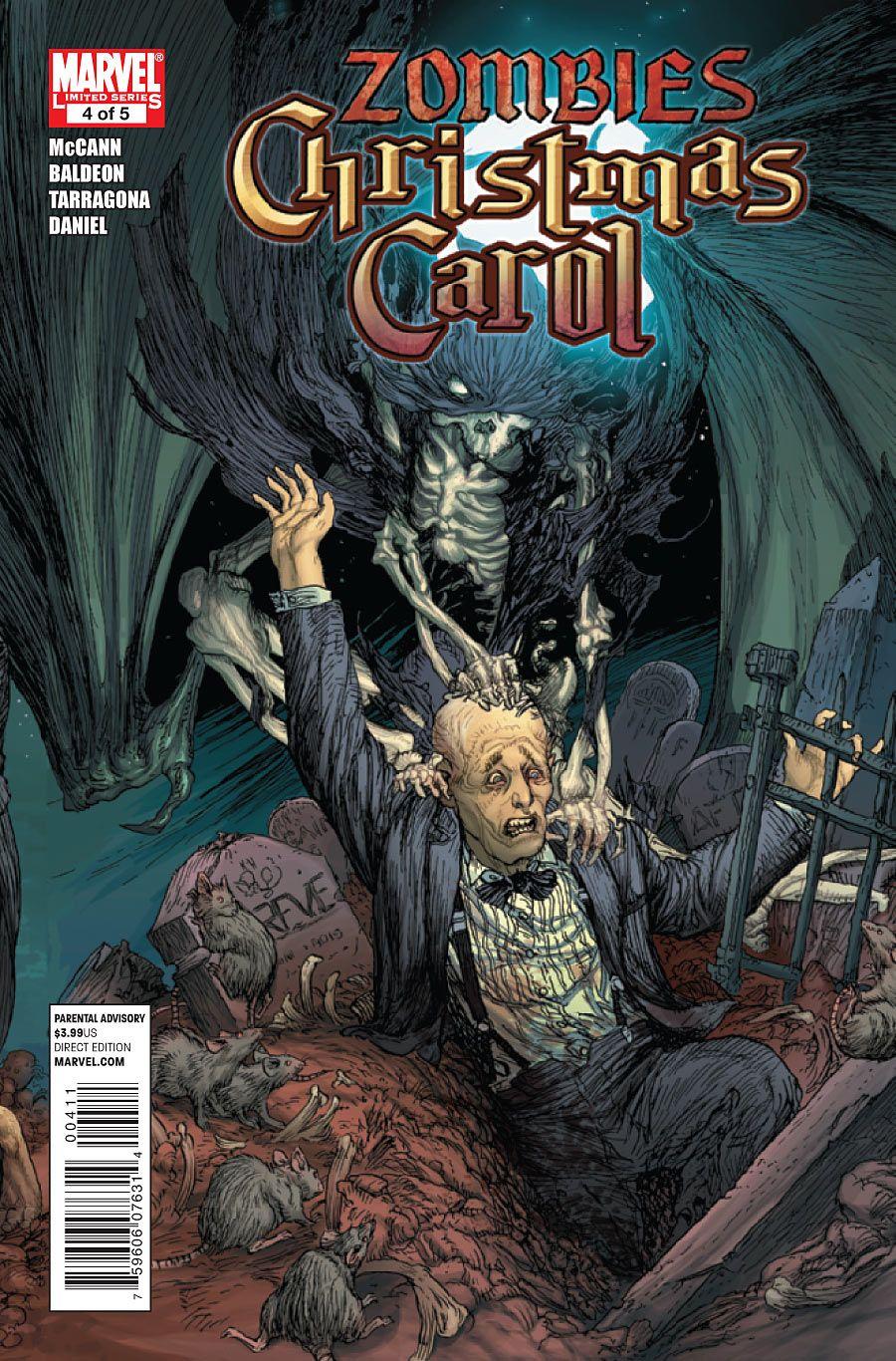 Marvel zombies christmas carol marvel zombies zombies books