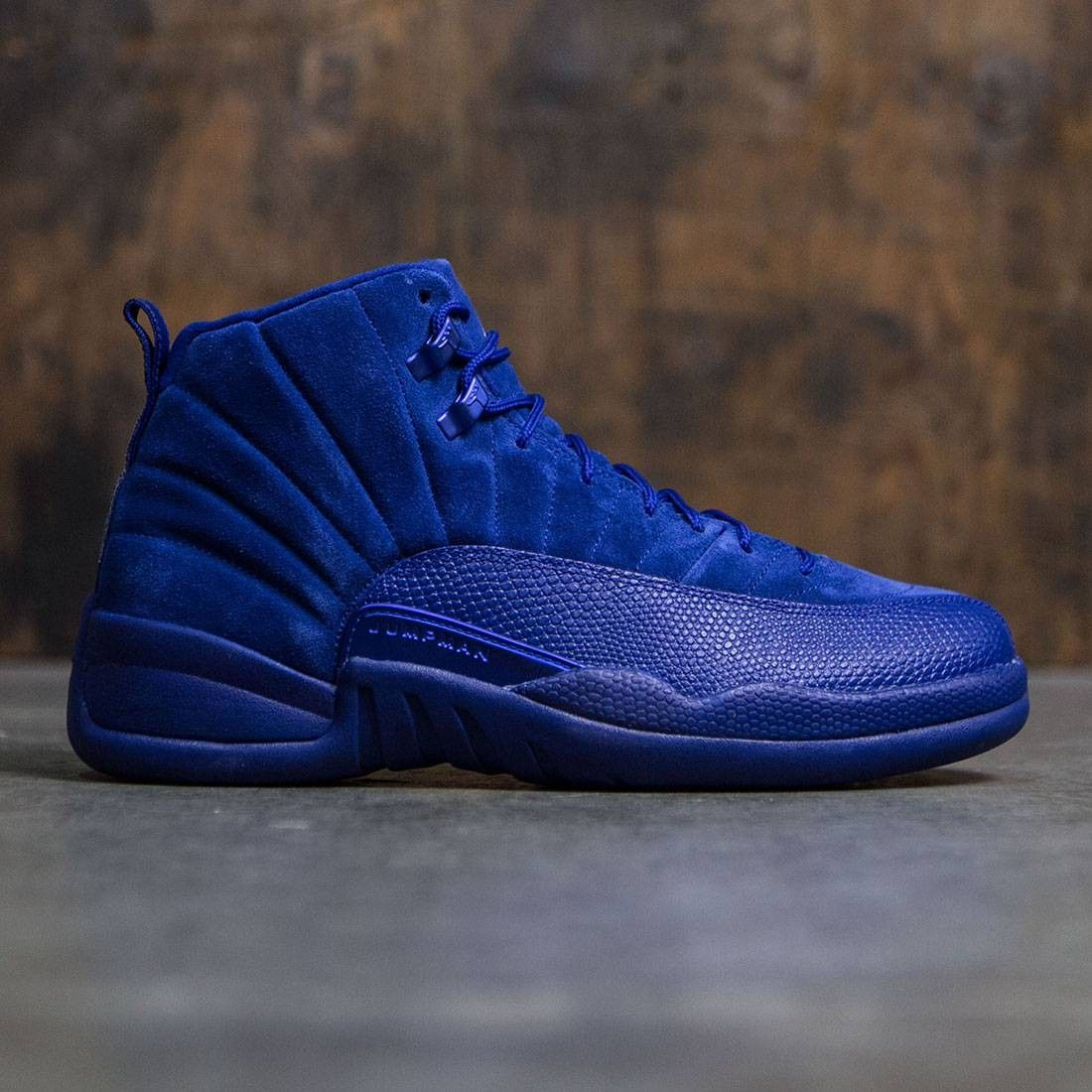air jordan 12 retro bg gs deep royal