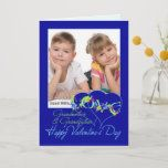 Grandparents Love Hearts Photo Valentine Holiday Card #grandfather #grandfathers #GrandfatherTShirts #GrandfatherGiftsTShirts #grandfatherbirthday #grandfatherandgrandson #GrandfathersAreTheBest #grandfatherbday #grandfathergifts #grandfathergranddaughter #grandfatherday #grandfatherlove #grandpa #grandpagifts