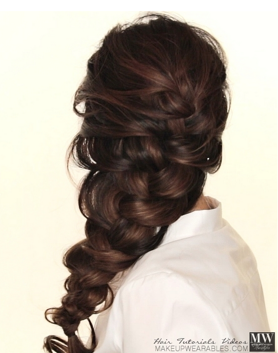 Find This Pin And More On Hair And Beauty Tips Elsa Frozen Hairstyle How  To Get Braids