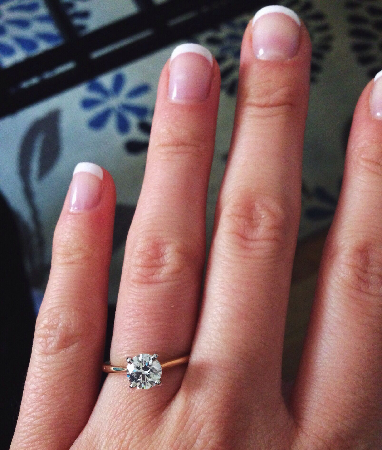 My engagement ring :) | Wedding <3 | Pinterest | Engagement, Ring ...