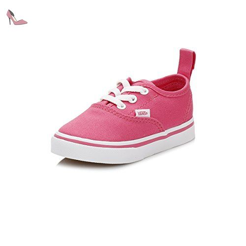 chaussure vans enfant rose