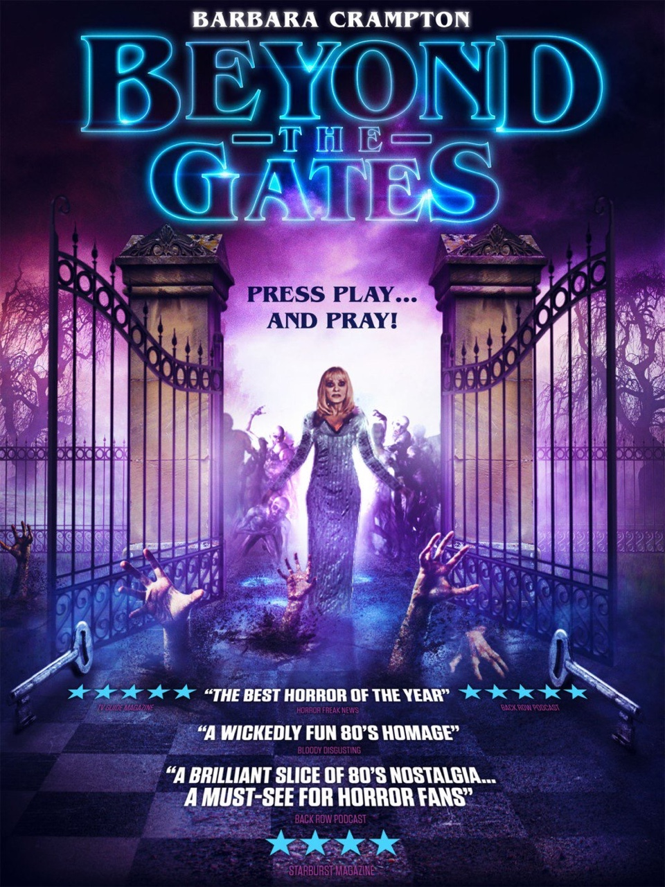 Beyond The Gates (2016) (With images) Movies, Horror