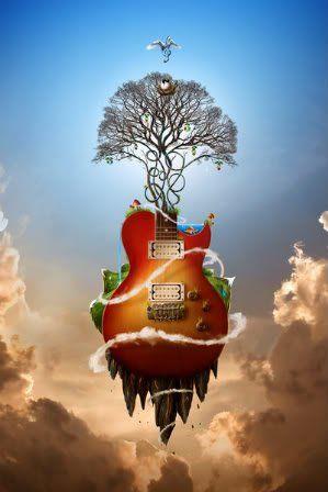 guitar  imagination