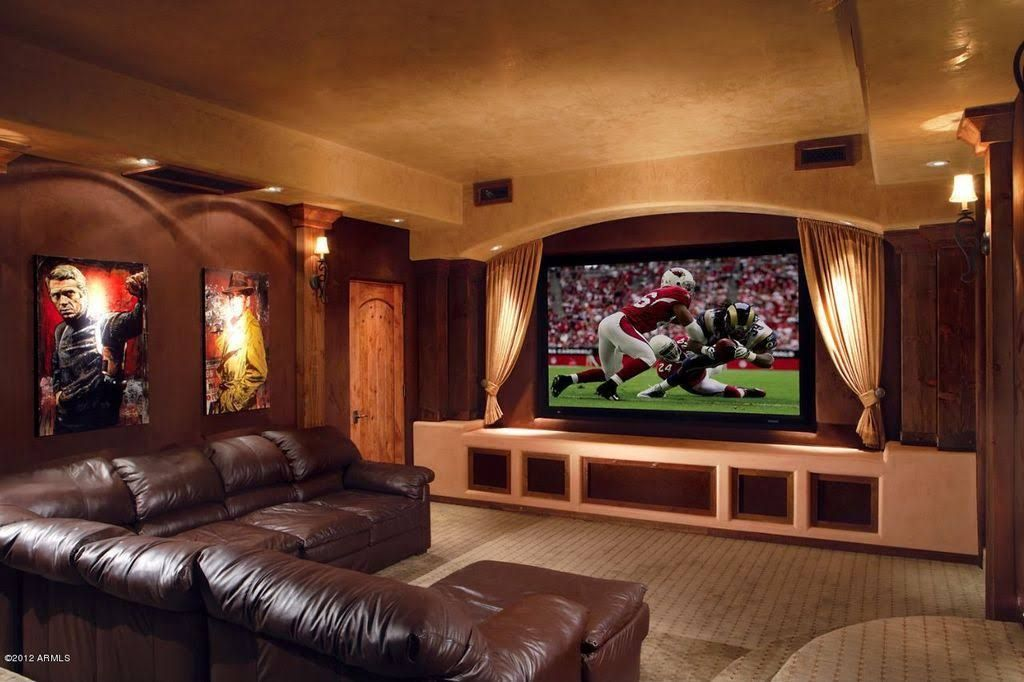 Man Cave Types  Design Ideas Zillow Digs Man cave Pinterest