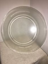 16 Microwave Gl Plate Tray Carousel Sharp Whirlpool Frigidaire A099 01 Euc