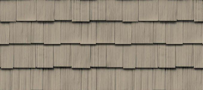 Certainteed Cedar Impressions Double 9 Staggered Rough Split Shakes Natural Clay Roanoke Swva Vinyl Cedar Shake Siding Shake Siding Cedar Shake Siding
