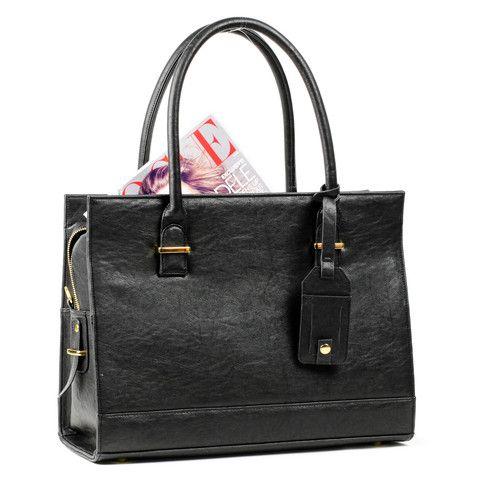 NEW YORK style laptop bag
