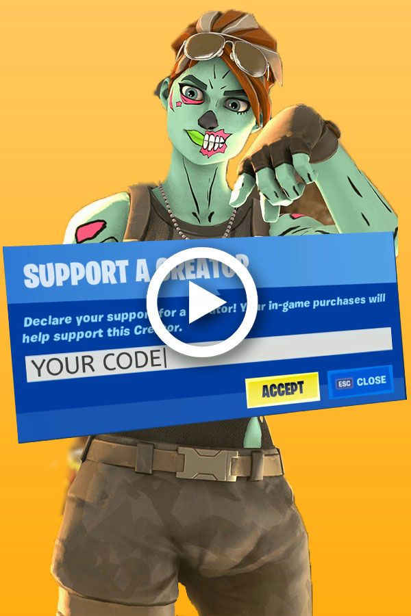 Make a creator code intro similar to mongraal intro in ...