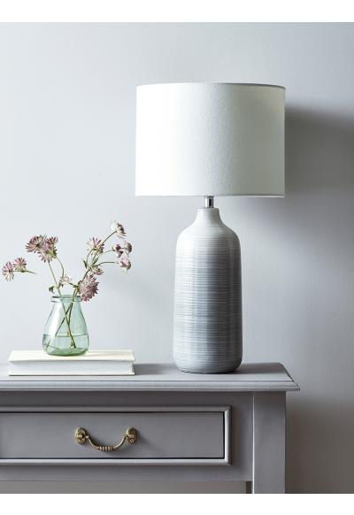 New Grey Ombre Table Lamp Lighting Lighting Lighting Lamp