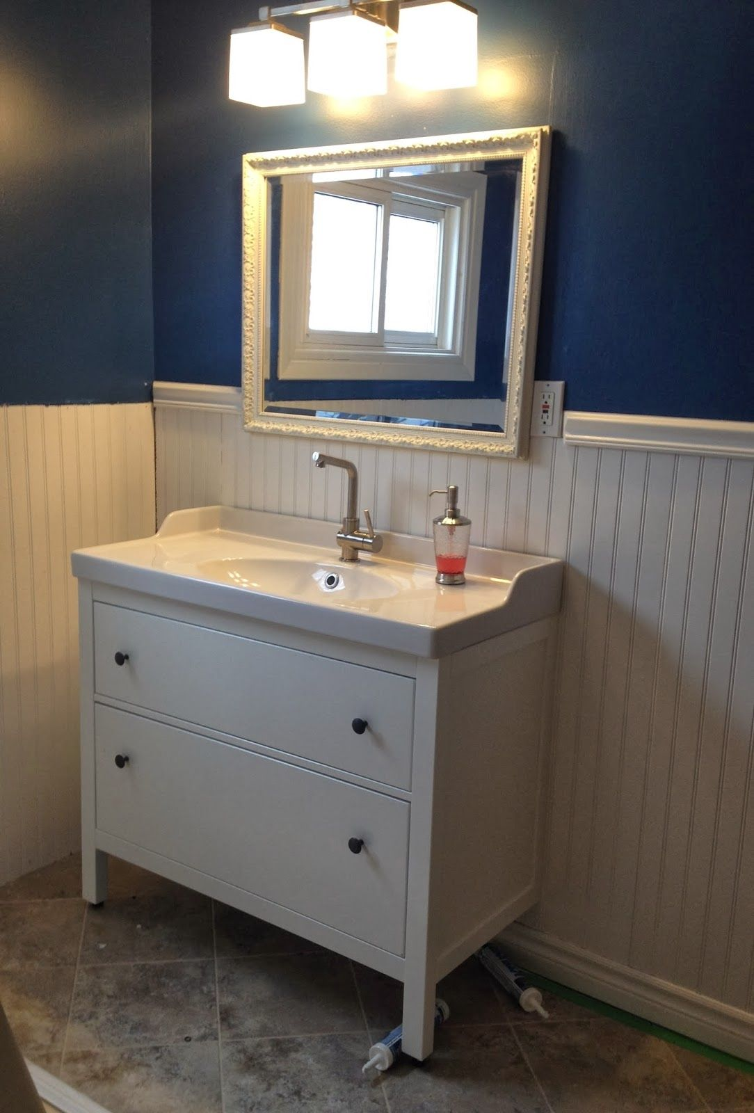 Ikea Hemnes Bathroom Vanity Review In 2020 Custom Bathroom Vanity Bathroom Vanity Ikea Bathroom Furniture