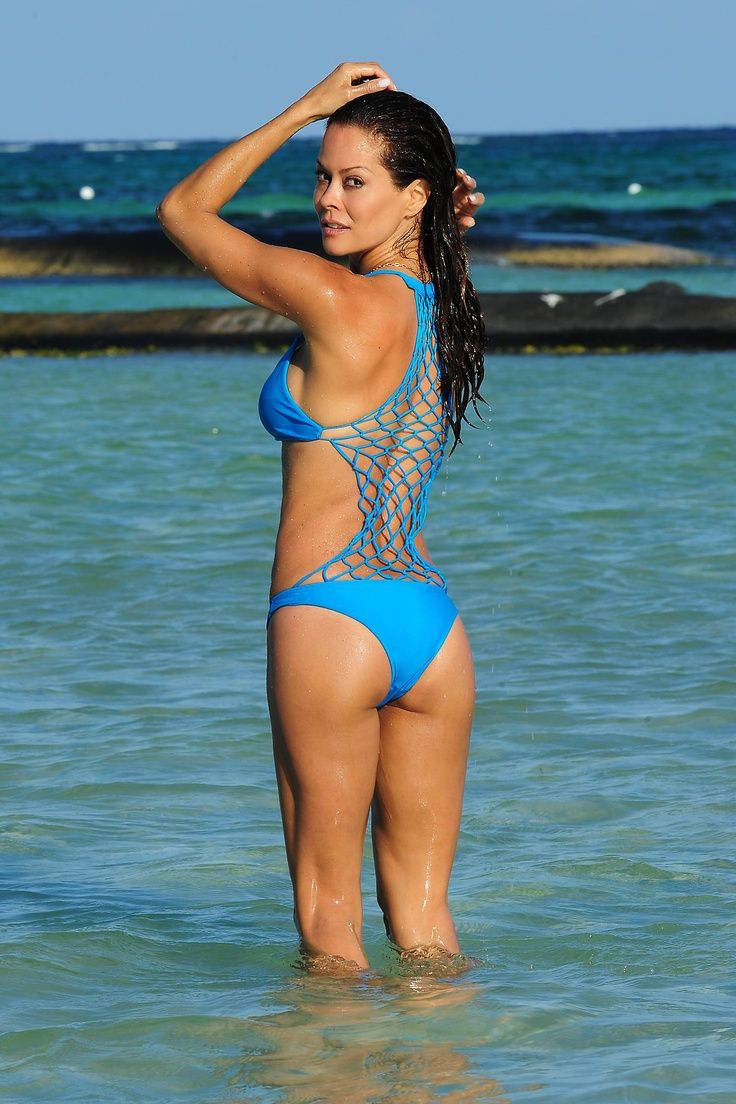 Brooke burke charvet bikini are