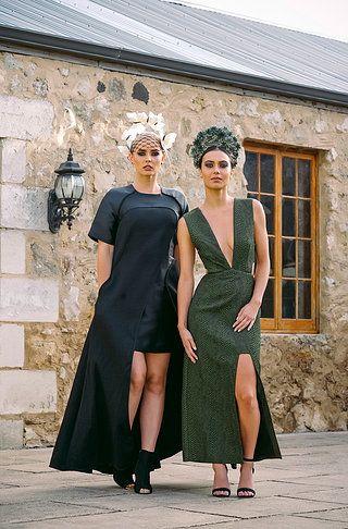 3b61be64cd www.ashleelauren.com Racing Fashion - Melbourne Cup Fashion 2017 2018