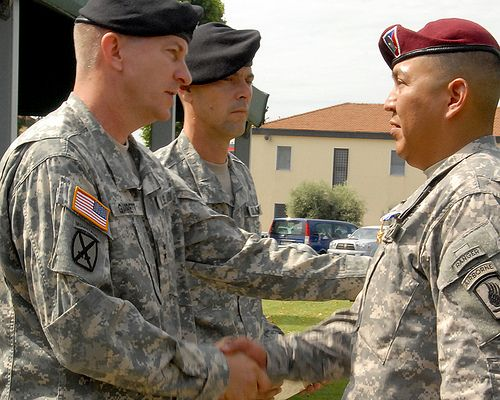00706c8ac29 nice Staff Sgt. Conrad Begaye earns Silver Star for charging into face of  enemy during ambush in Afghanistan - Vicenza