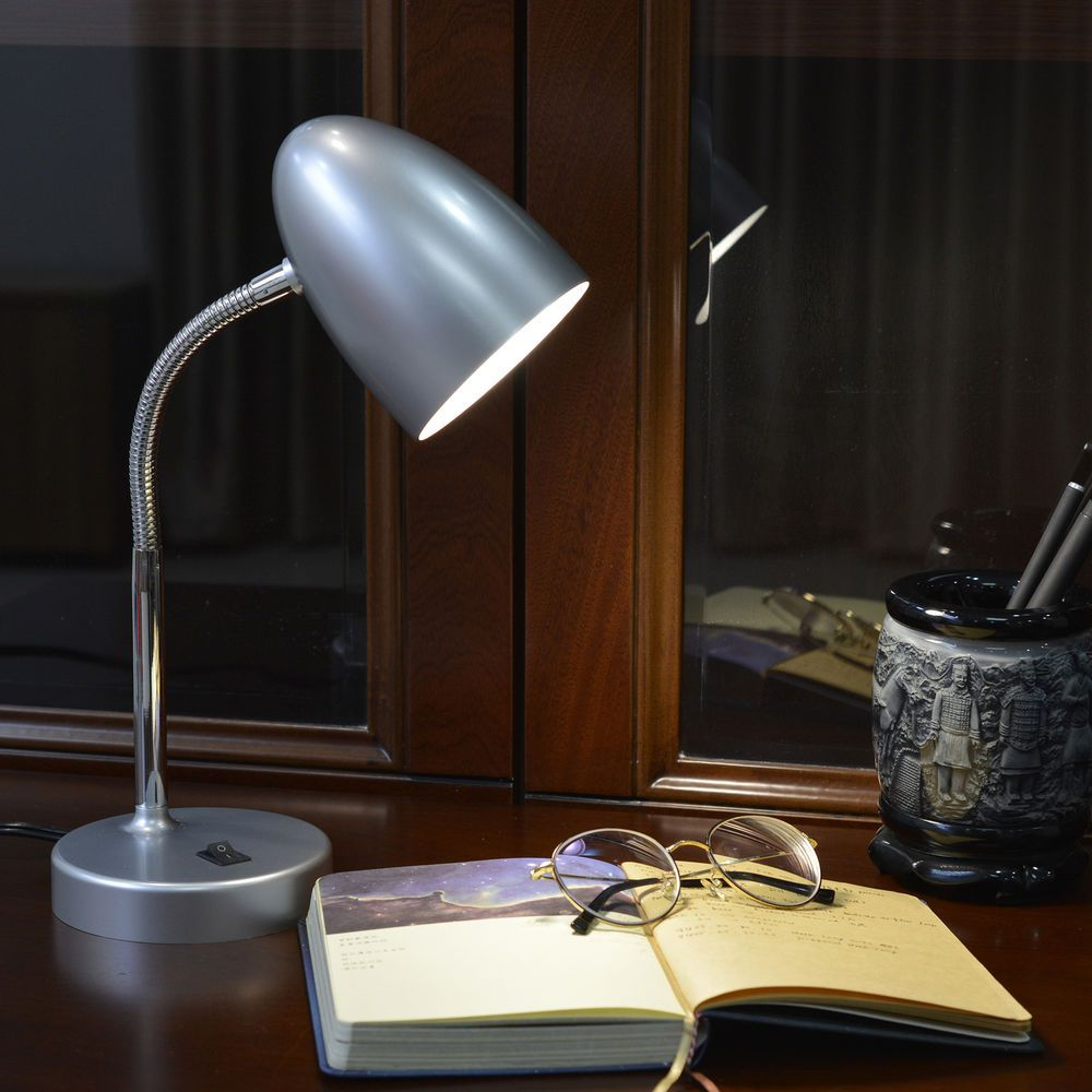 Flexible Led Desk Lamp Table Reading Book Study Bed Laptop Night Light Bright Desk Lamp Led Desk Lamp Lamp