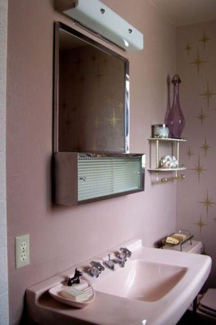 Photo of Karen spends $ 708 to create an adorable pink bathroom – Retro Renovation