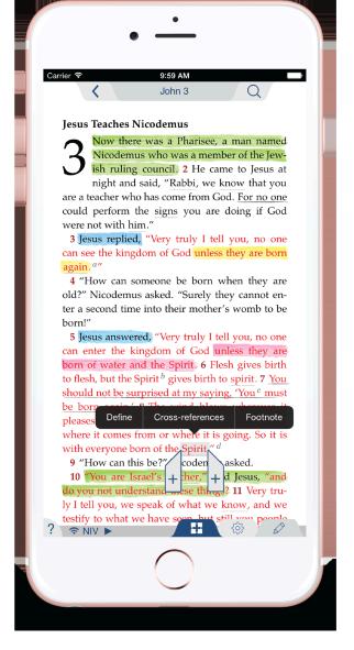 Tecarta Bible Apps Bible study apps, Best study bible, Bible