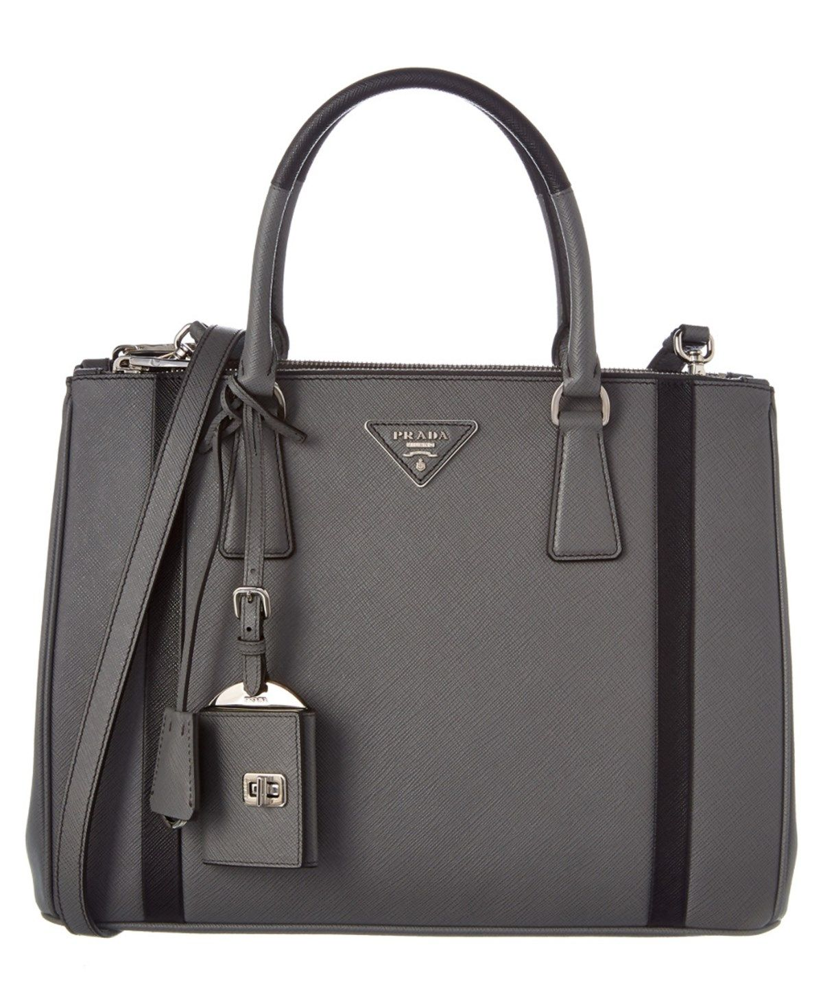 91e31ed57f07 PRADA Prada Galleria Saffiano Leather Tote .  prada  bags  shoulder bags   hand bags  leather  tote  lining