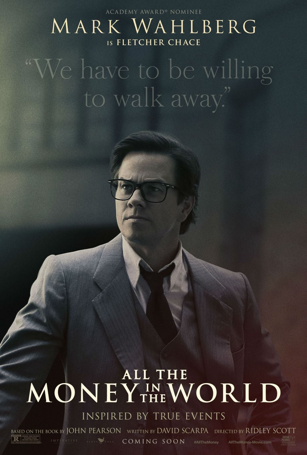 All The Money In The World Trailers Clips Featurettes Images
