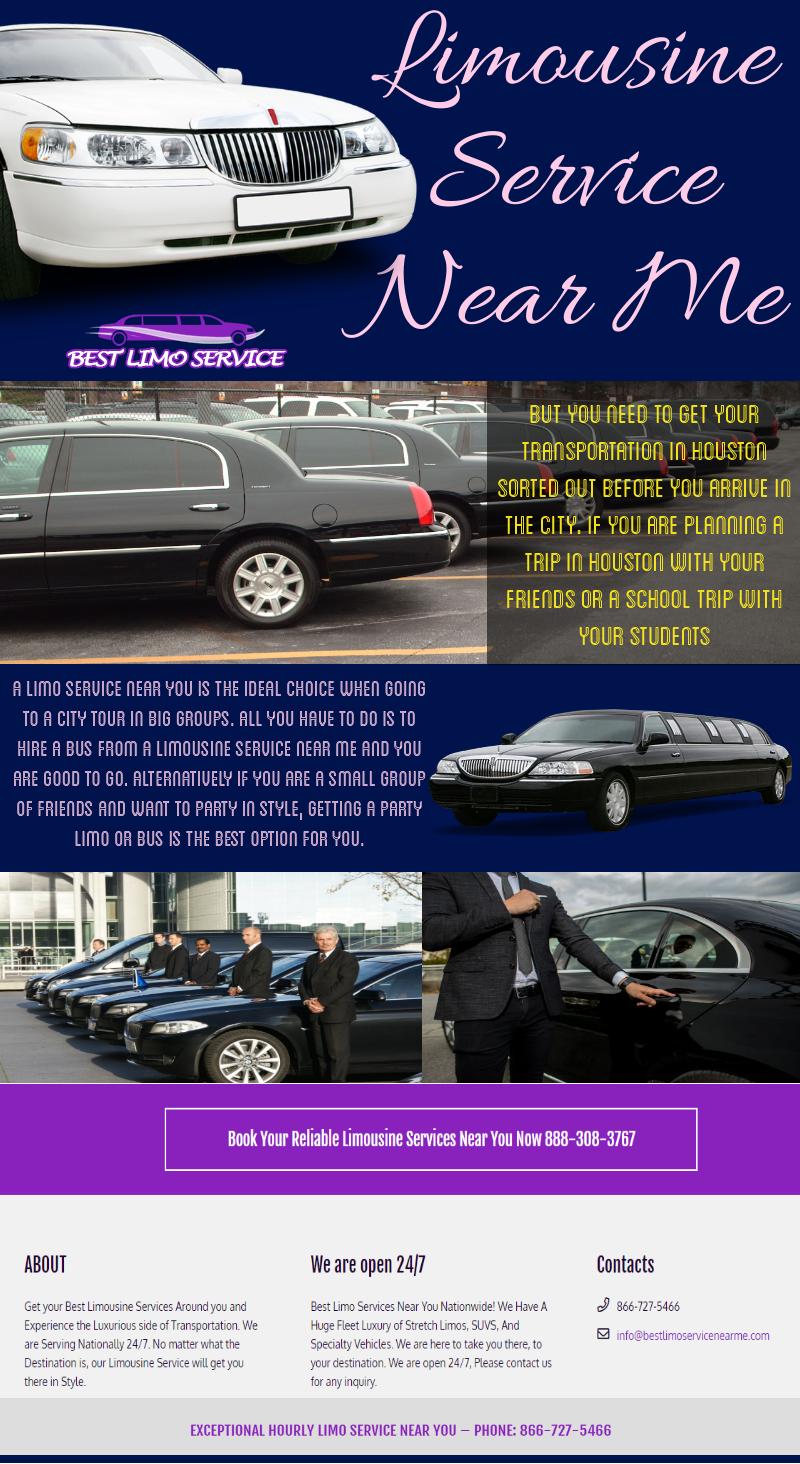 limousine service near me Limousine, School trip, Limo