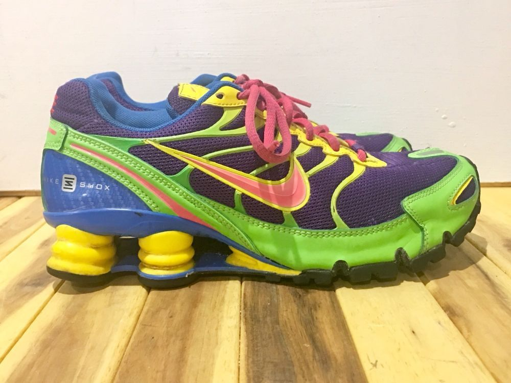 3032490543 Details about NIKE SHOX NAVINA RUNNING SHOES SNEAKERS 356918-161 ...