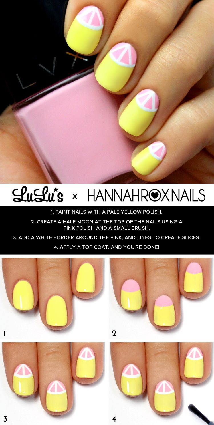Cute Cool Simple and Easy Nail Art Design Ideas To Make you