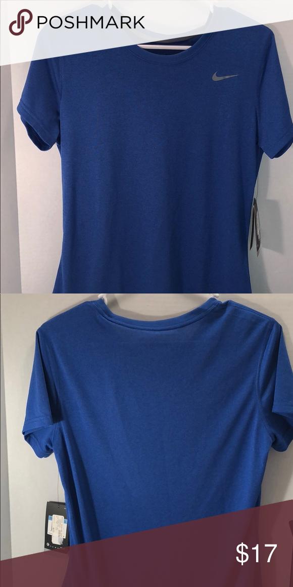 58359686a Nike dri-fit shirt NWT! Nike dry fit T-shirt! Super cute!! Nike Tops Tees -  Short Sleeve
