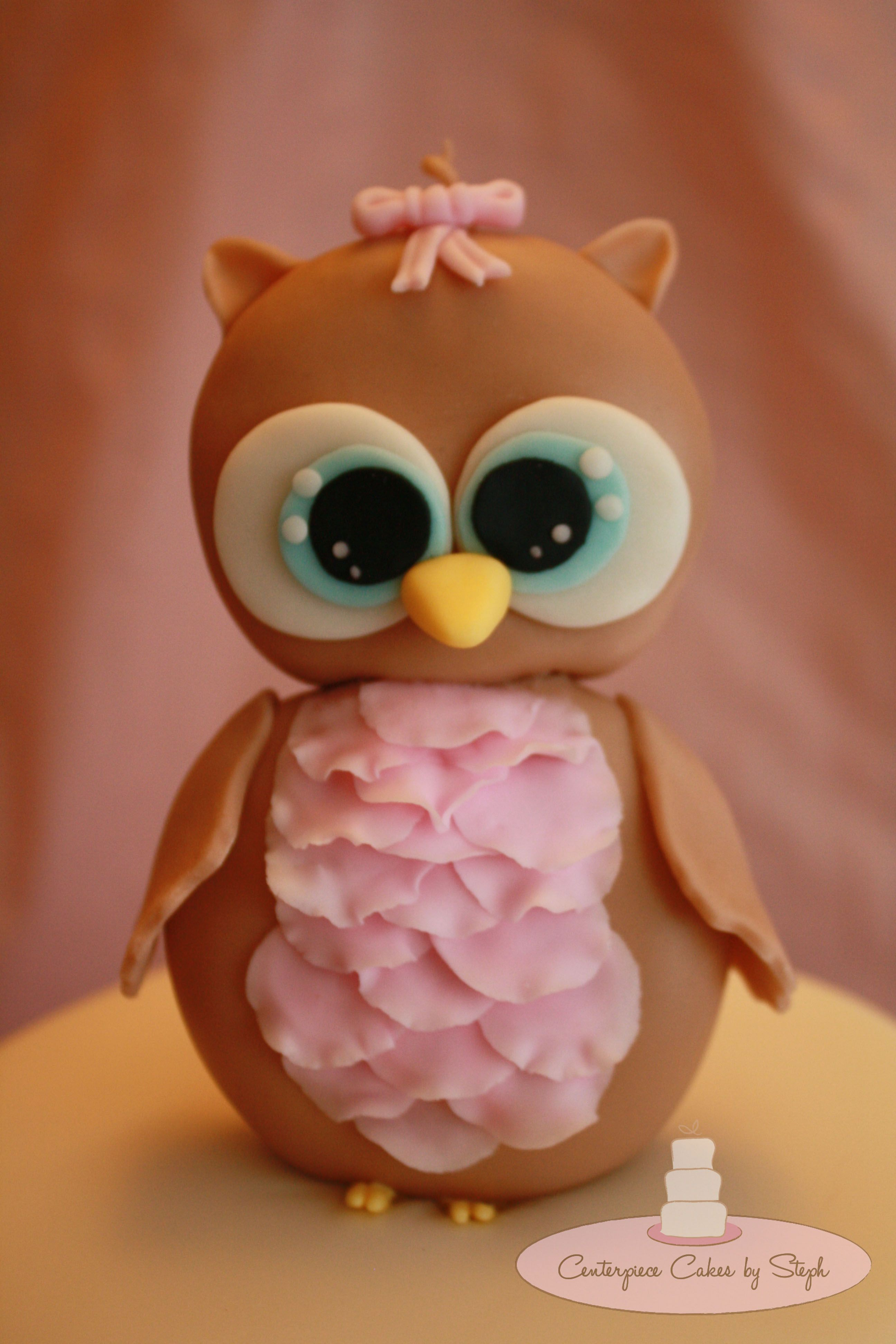 Owl For Olivia