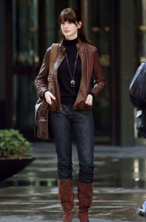 Batom Vermelho Anne Hathaway Diabo Veste Prada O Diabo Veste