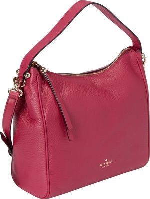 6fd86ab029 kate spade new york Charles Street Small Haven Dark Cildro Pink - via eBags .com!