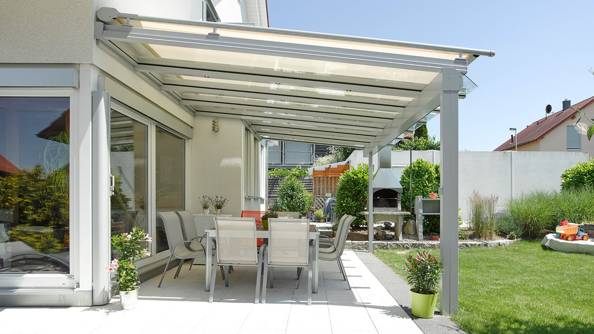 Innenarchitektur Sonnenschutzrollo Terrasse Foto Von Erstklassige Sonnenschutz-lösungen Für Balkon + Terrasse: Markisen,