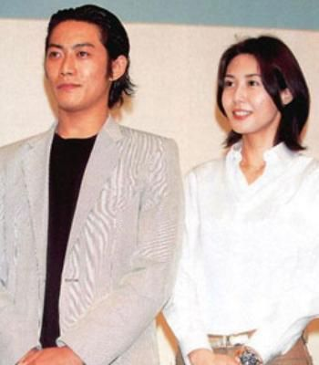 Are Takashi Sorimachi And Nanako Matsushima Going To Get Divorced Jitsuwa Celebrity Couples Takashi Japanese Film