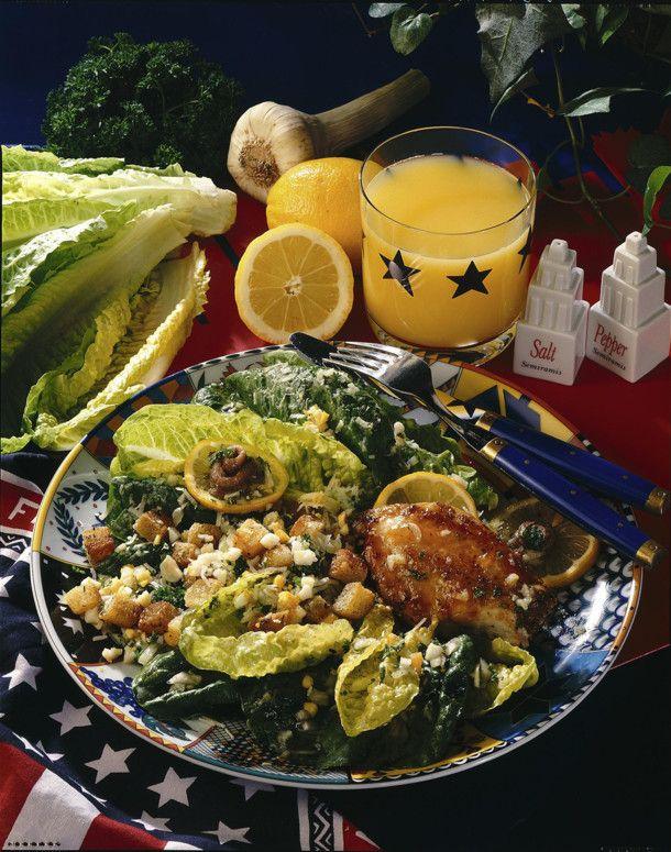 Unser beliebtes Rezept für Amerikanischer Salat und mehr als 55.000 weitere kostenlose Rezepte auf LECKER.de.