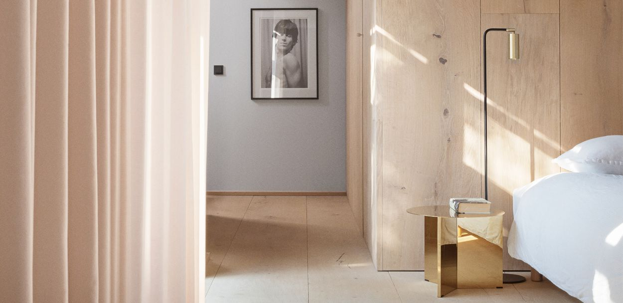 david thulstrup arkitekt / peter hus, københavn