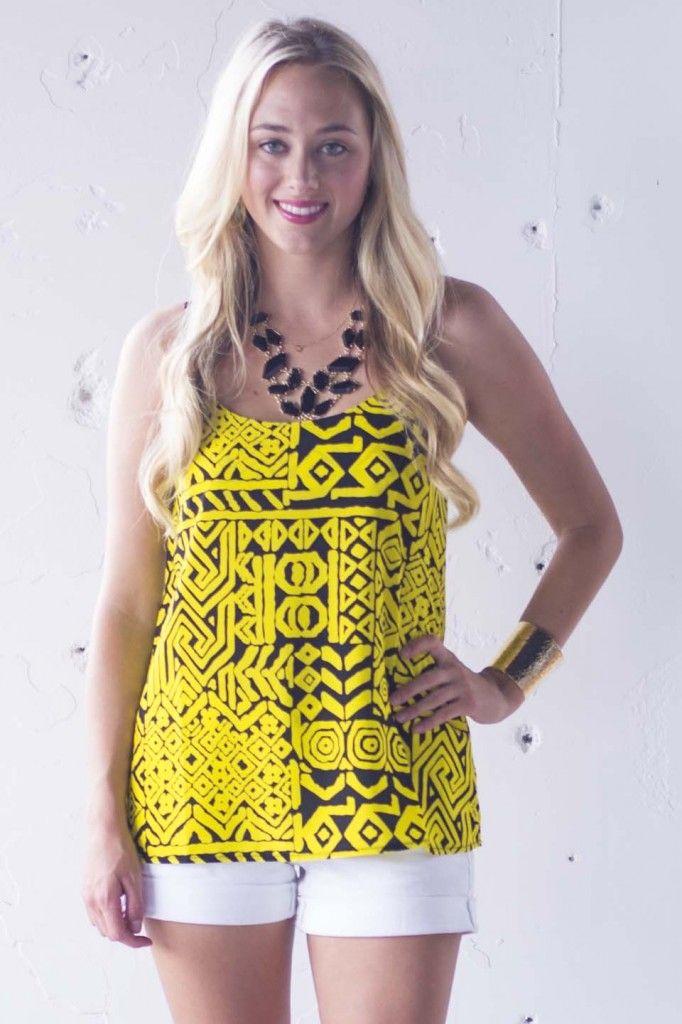 Seeing Neon Blouse I Love The Samoan Look Fashion