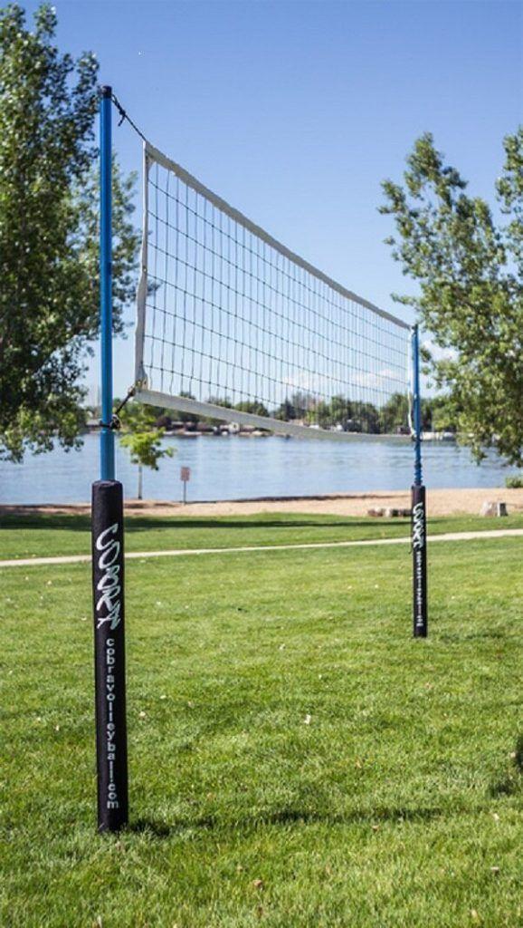 Best Outdoor Volleyball Net Systems Cobra Volleyball In 2020 Outdoor Volleyball Net Volleyball Set Volleyball Net