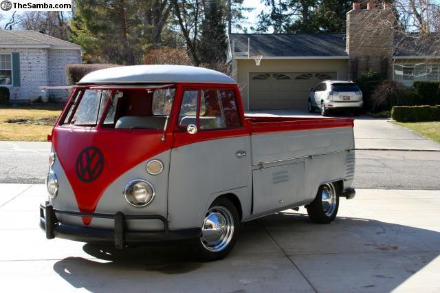 1965 VW Single Cab pickup,1500cc (Salt Lake City, Utah, USA )