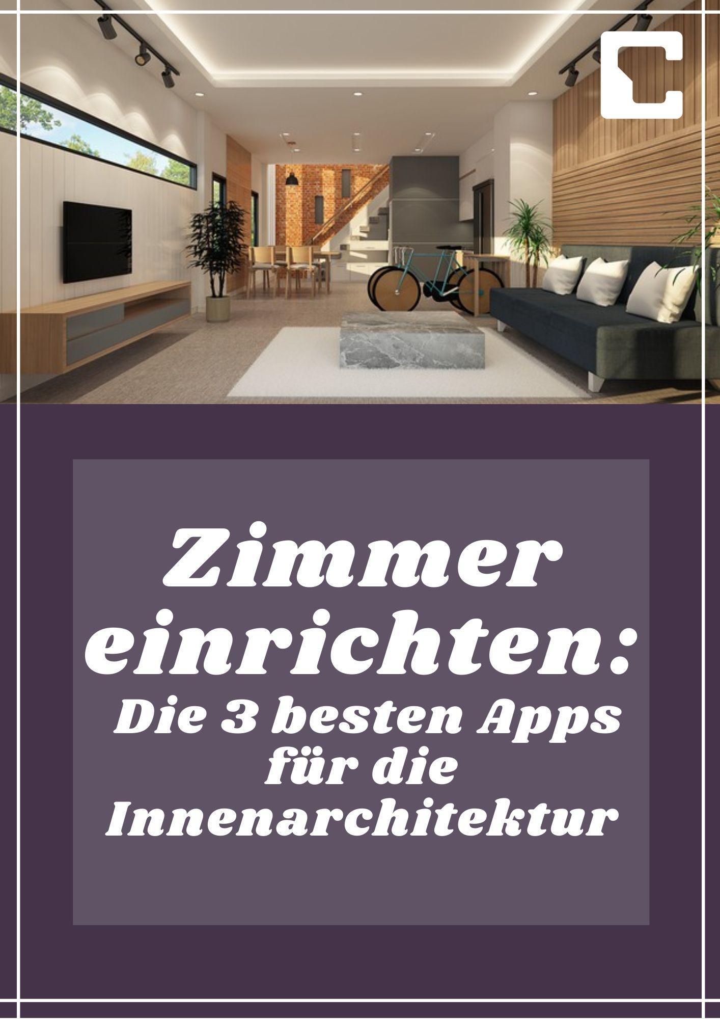 Zimmer einrichten Die 21 besten Apps für die Innenarchitektur ...