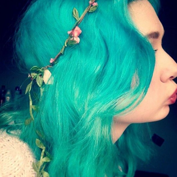 My Little Pony Tumblr Hair Teal Hair My Little Pony Hair