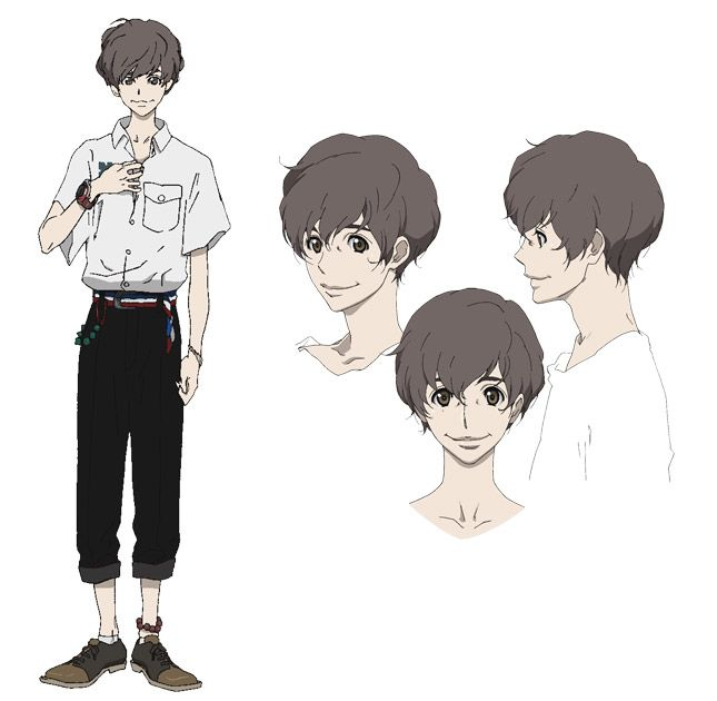 Pin On Character Sheet Ani Male
