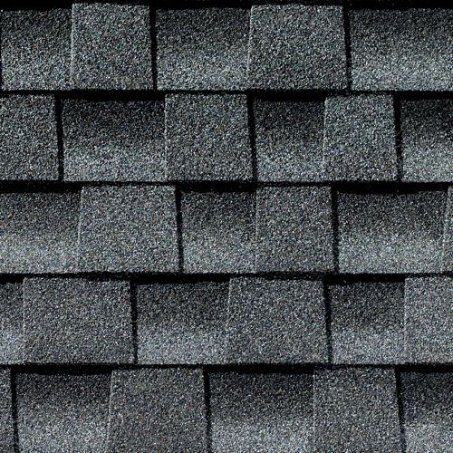 Best Pewter Gray Gaf Timberline Roof Shingles Swatch 400 x 300